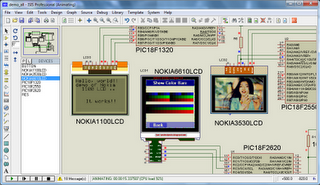 MODELS + LIBRARY + some demos) * just copy the files to their corresponding...  Proteus VSM. models for some Nokia...