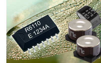 RX6110SA low power real-time clock (RTC) module